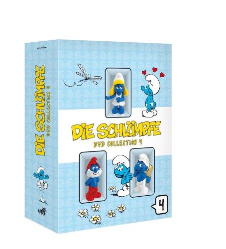 Die Schlümpfe - DVD-Collection 4 (3 DVDs)
