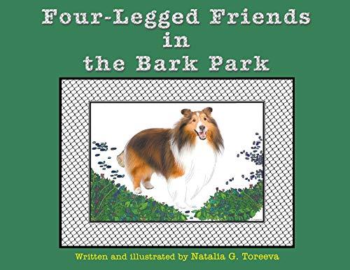 Four-Legged Friends in the Bark Park