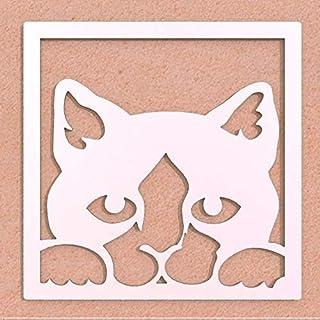 Pannelli decorativi Gatti Wall art Decorazione Arredo Parete Quadro Traforato