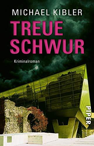 Treueschwur: Kriminalroman (Darmstadt-Krimis, Band 10)