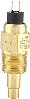 VDO Temperature Sensor For Oil Water Gauge,1/2NPT,1Pc