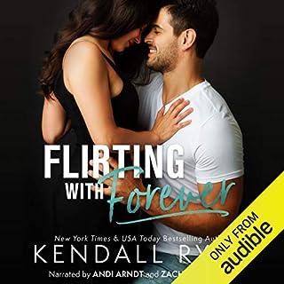 Flirting with Forever audiobook cover art
