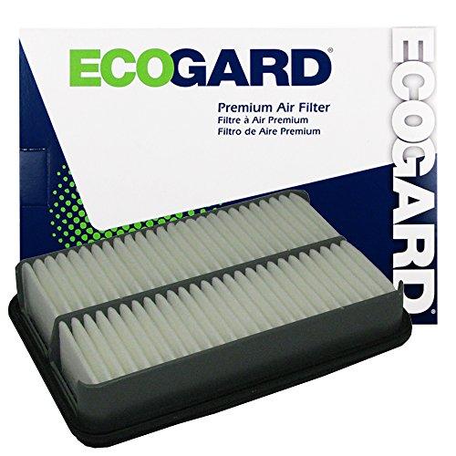 ECOGARD XA4645 Premium Engine Air Filter Fits Toyota Tacoma 2.4L 1995-2004, Pickup 2.4L 1989-1995, Tacoma 2.7L 1995-2004, 4Runner 2.7L 1996-2000, Previa 2.4L 1991-1997