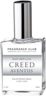 Replica of Creed Aventus for Her, On Sale Now for $24.95 for a 1.7 oz. Cologne Spray, Try it Today, Made in the USA
