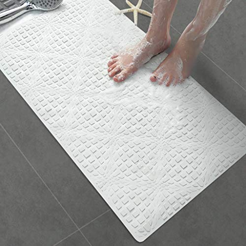 Great Deal! Bathroom Rugs and Mats Sets Shower Mats Rubber Non Slip Bathroom Shower/Bath Board (Size...