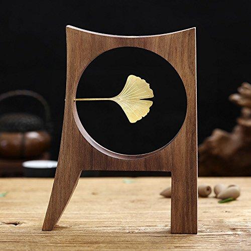 Flow.month Backflow Incense Burner with Gingko leaf