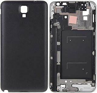 غطاء الإسكان الكامل من Lingland (غطاء أمامي LCD إطار إطار لوحة + غطاء خلفي للبطارية) لجهاز Galaxy Note 3 Neo / N7505(أسود)...