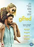 Gifted [DVD] [2017] [UK Import]