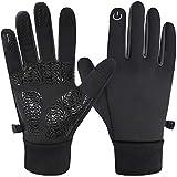 Winter Gloves Touch Screen Gloves Warm Waterproof Windproof Non-Slip Lightweight for Women