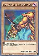 Yu-Gi-Oh! - Right Arm of the Forbidden One (YGLD-ENA20) - Yugi's Legendary Decks - 1st Edition - Ultra Rare
