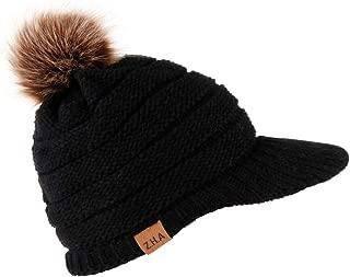 Winter Wool Hats for Women Baggy Warm Crochet Knit Ski Beanie Skull Slouchy Caps Hat
