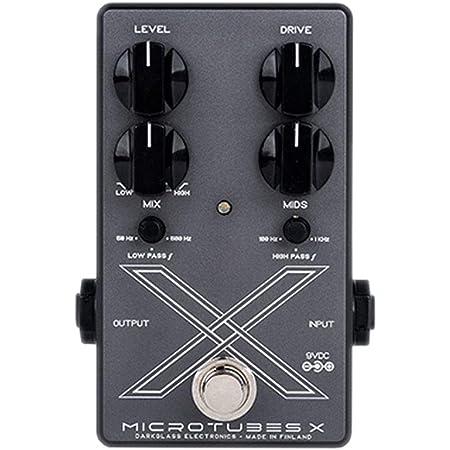Darkglass Microtubes X Bass Preamp Pedal