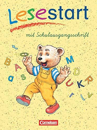 Lesestart - Östliche Bundesländer und Berlin: Fibel mit Schulausgangschrift - Mit Viererfenster