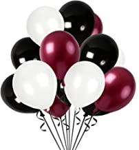 Best black white and maroon Reviews