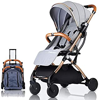 Baby Stroller Plane Lightweight Portable Travelling Pram Children