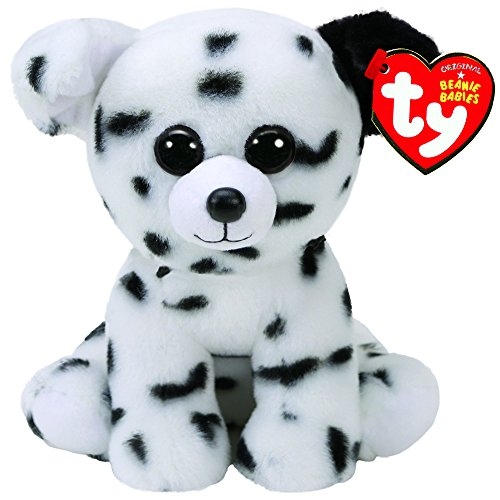 Ty- Beanie Babies Spencer, dálmata, 23 cm (United Labels Ib