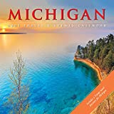 Michigan 2021 Wall Calendar