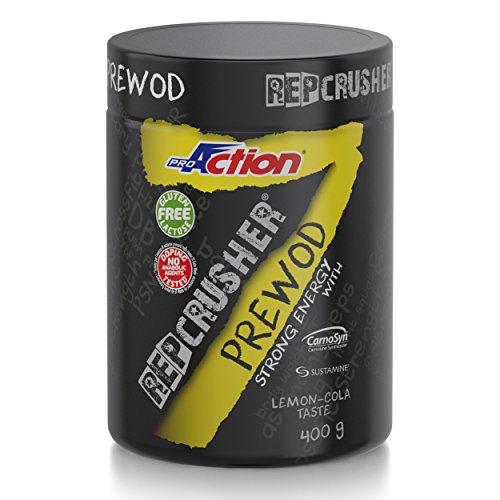 PROACTION Rep Crusher® Pre Wod (barattolo da 400 g)