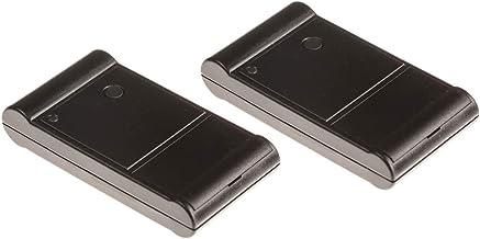 2 Tedsen teletaster SM1MD handzender originele garagedeuropener draadloze afstandsbediening Elka Berner 26,985 Mhz codeers...