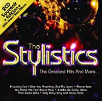 Greatest - Souvenir Edition by Stylistics (2009-01-01)