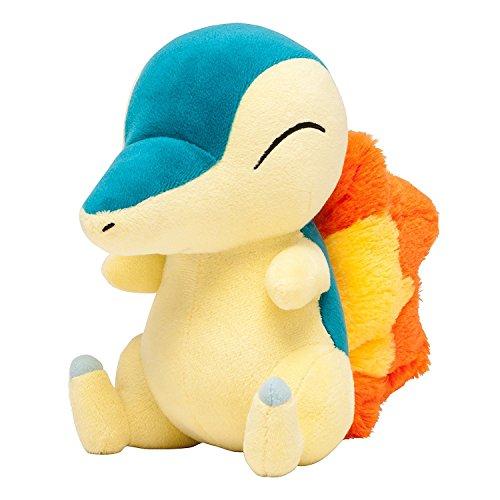 Pokemon Pokémon Sun and Moon Center Limited 7 inch Plush Cyndaquil