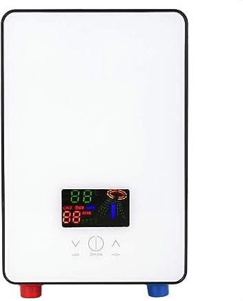 AC 220V 6500W Warmwasserspeicher Boiler Warmwasserbereiter Durchlauferhitzer