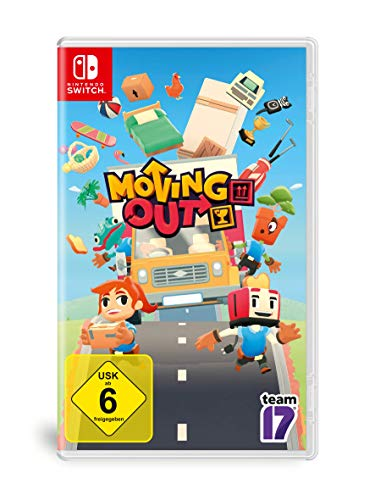 Moving Out - [Nintendo Switch]