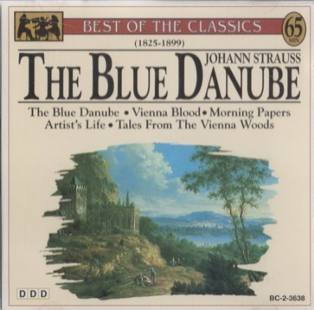 J.Strauss-the Blue Danube