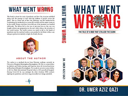 What Went Wrong : The tale of a blood thirsty bug, fed by the world leaders. (English Edition)