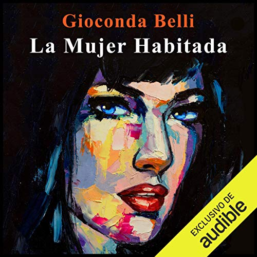 La mujer habitada [The Inhabited Woman] cover art