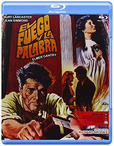El Fuego y la Palabra BDr 1960 Elmer Gantry [Blu-ray]