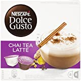 Nescafé Dolce Gusto - Chai Tea Latte - Cápsulas de té - 16 cápsulas - [Pack de 3]
