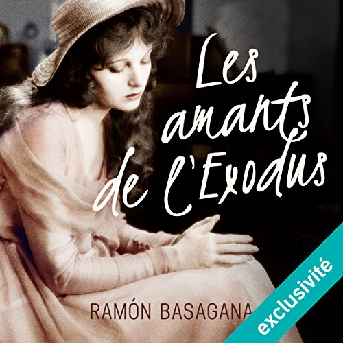 Les amants de l'Exodus audiobook cover art