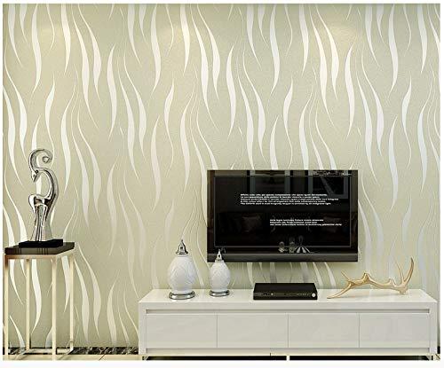Vliestapetegraue Streifen Tapete dekorativfür Wohnzimmer Tv Sofa Schlafzimmer Wandverkleidung Hintergrund Tapete