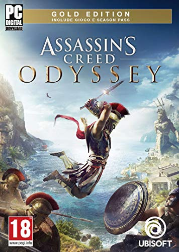 Assassin's Creed Odyssey - Gold Edition   Codice Uplay per PC