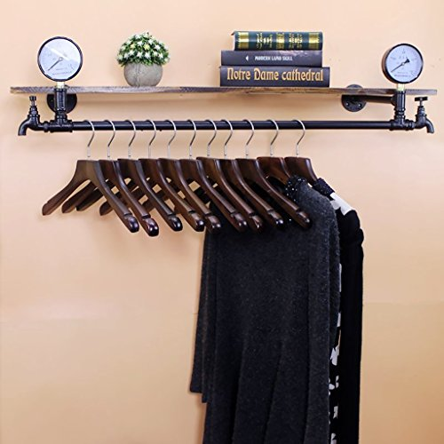 Cadre de décoration murale Boutique de vêtements Accessoires de décoration Écran de fenêtre Pendentifs Rétroviseurs accessoires (taille : C 85cm)