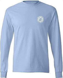 Koloa Surf Hawaiian Turtle Logo Long Sleeve T-Shirts in Regular, Big and Tall