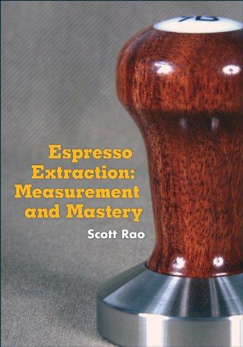 espresso extraction book