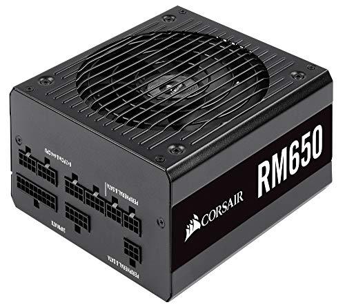 Corsair RM650 -2019- 650W PC電源ユニット 80PLUS GOLD PS861 CP-9020194-JP