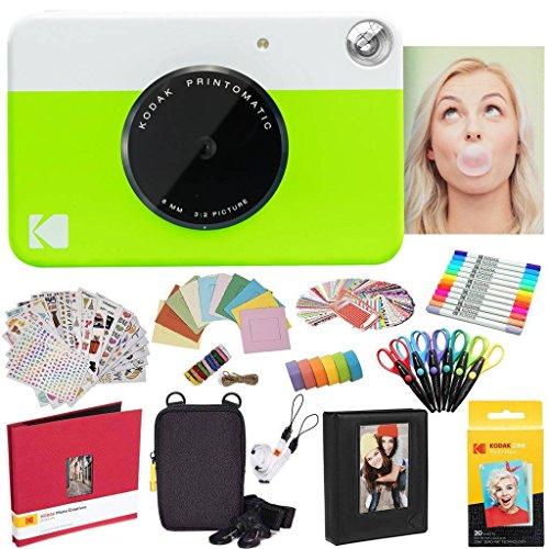 Kodak Printomatic + lote de accesorios