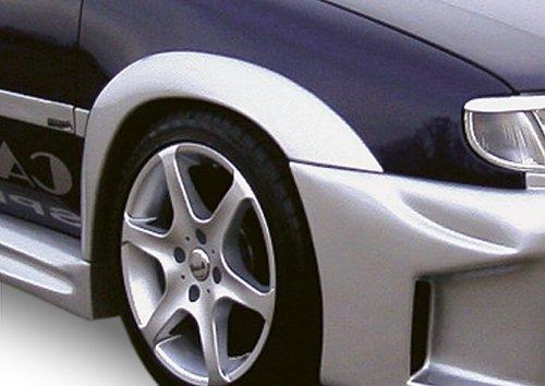 Carzone Extension de garde-boue avant/droite Citroën Saxo I/II 1996-2003 'Bullet'