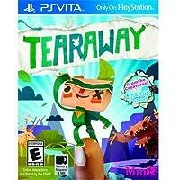 Tearaway (輸入版:北米) - PS Vita