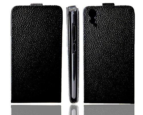 caseroxx Flip Cover für Cubot X9, Tasche (Flip Cover in schwarz)