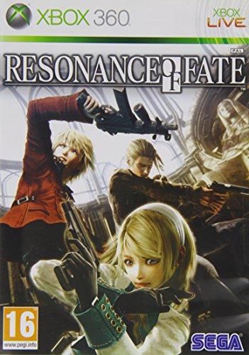 Resonance of Fate (Xbox 360) [import anglais] [langue française]
