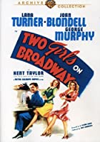 Two Girls on Broadway [DVD] [Import]