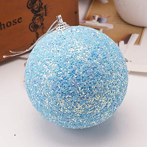 Higlles Weihnachtskugeln Christbaumschmuck Aufhänger Christbaumkugeln Für Den Weihnachtsbaum Weihnachtsbaumschmuck Weihnachtsbaumkugeln (47 Arten)