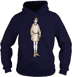 Shakespeare Characters Horatio Hoodie, Short Sleeves Shirt, Hoodie, Sweatshirt For Mens Womens Ladies Kids 29M.
