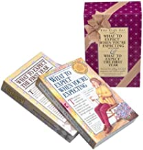 What to Expect Gift Set: What to Expect When You're Expecting/What to Expect the First Year by Arlene Eisenberg (1999-01-09)