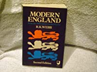 Modern England: From the Eighteenth Century to the Present