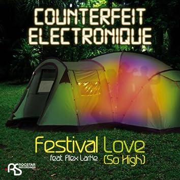Festival Love EP